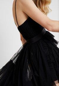 Lace & Beads - JOCELYN DRESS - Suknia balowa - black - 4
