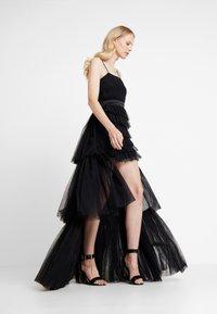 Lace & Beads - JOCELYN DRESS - Suknia balowa - black - 0