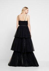 Lace & Beads - JOCELYN DRESS - Suknia balowa - black - 2