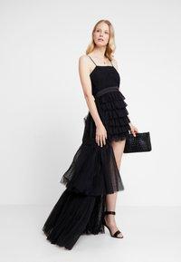 Lace & Beads - JOCELYN DRESS - Suknia balowa - black - 1