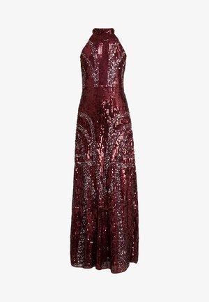 CYNTHIA - Suknia balowa - burgundy