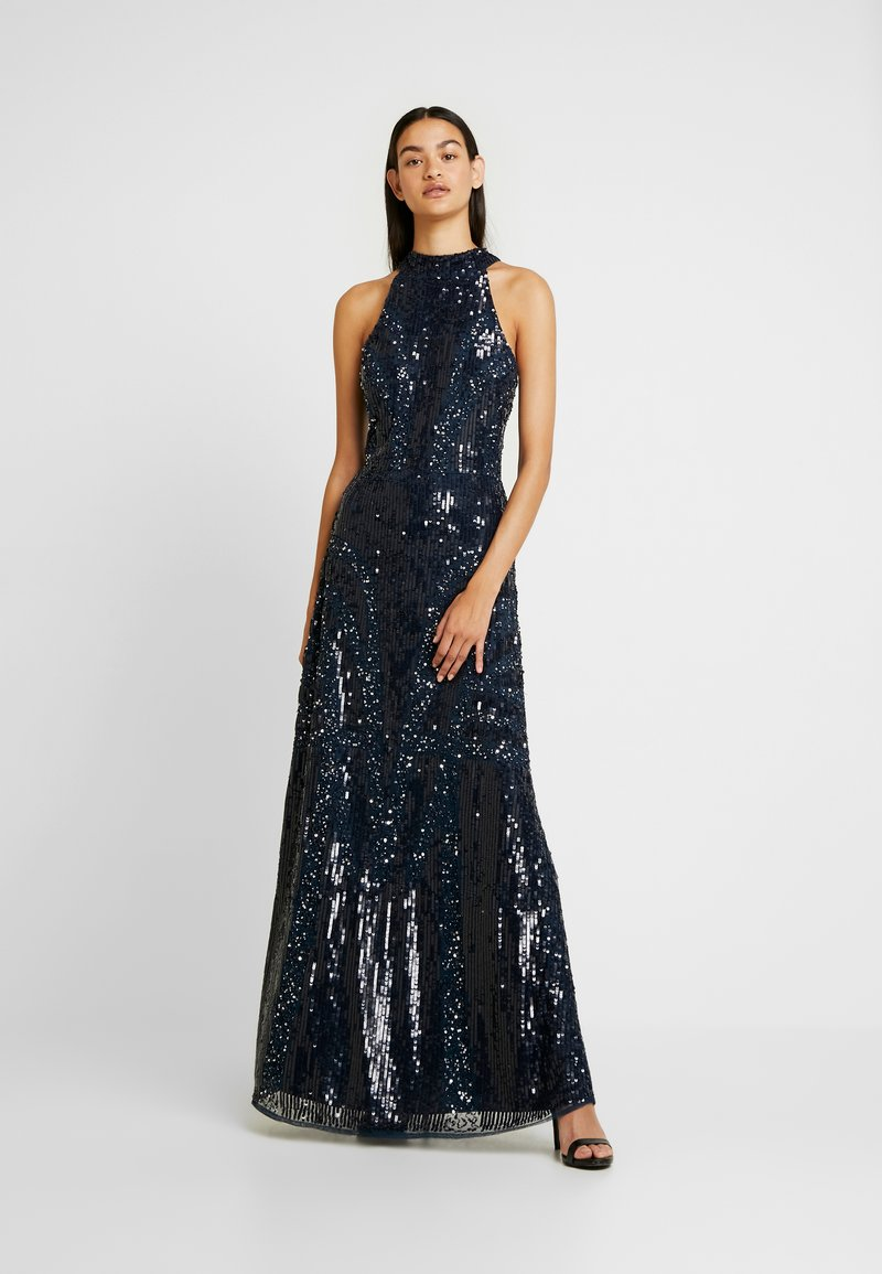Lace & Beads - CYNTHIA - Occasion wear - navy