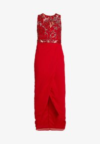 Lace & Beads - DELUCE MAXI - Occasion wear - red - 4
