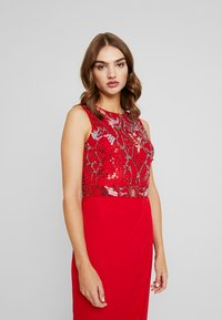 Lace & Beads - DELUCE MAXI - Occasion wear - red - 3
