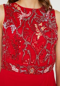 Lace & Beads - DELUCE MAXI - Occasion wear - red - 5