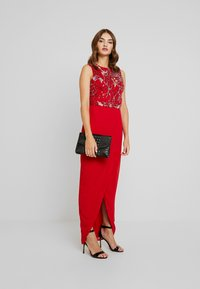 Lace & Beads - DELUCE MAXI - Occasion wear - red - 1