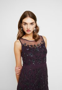 Lace & Beads - MARGARITA MAXI - Occasion wear - purple - 3