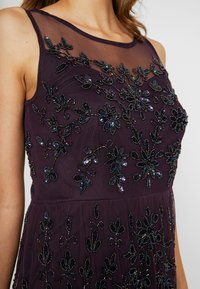 Lace & Beads - MARGARITA MAXI - Occasion wear - purple - 5