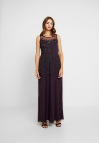 Lace & Beads - MARGARITA MAXI - Occasion wear - purple - 0