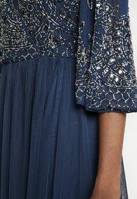 Lace & Beads - BONITA MAXI - Ballkleid - navy - 6