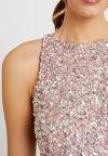 Lace & Beads - PRIYA PICASSO - Společenské šaty - pink