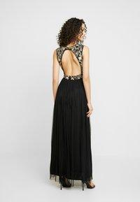 Lace & Beads - ANDORA MAXI - Vestido de fiesta - black - 3