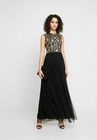 Lace & Beads - ANDORA MAXI - Robe de cocktail - black - 2
