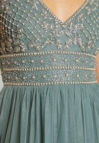 Lace & Beads - KRESHMA - Iltapuku - teal - 5
