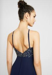 Lace & Beads - BASIA MAXI - Ballkjole - blue - 5