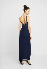 Lace & Beads - BASIA MAXI - Ballkjole - blue - 3