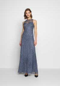 Lace & Beads - RALAH - Vestido de fiesta - dusty blue - 0