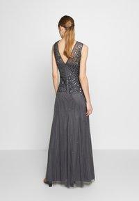 Lace & Beads - RIVIERA MAXI - Suknia balowa - charcoal - 2