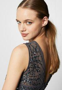 Lace & Beads - RIVIERA MAXI - Suknia balowa - charcoal - 3