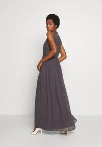 Lace & Beads - CLARIBEL - Vestido de fiesta - charcoal - 2
