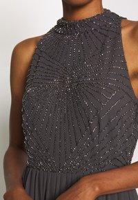 Lace & Beads - CLARIBEL - Vestido de fiesta - charcoal - 5
