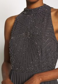 Lace & Beads - CLARIBEL - Galajurk - charcoal - 5