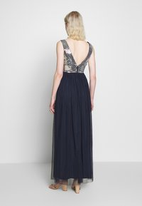 Lace & Beads - LYDIA - Vestido de fiesta - navy - 2