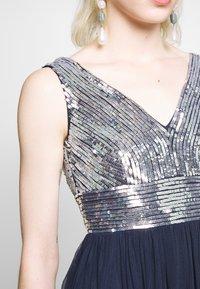 Lace & Beads - LYDIA - Vestido de fiesta - navy - 3