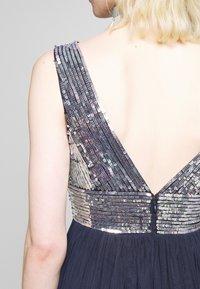 Lace & Beads - LYDIA - Vestido de fiesta - navy - 5