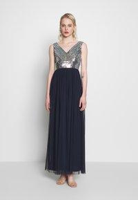 Lace & Beads - LYDIA - Vestido de fiesta - navy - 0