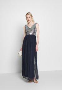 Lace & Beads - LYDIA - Vestido de fiesta - navy - 1