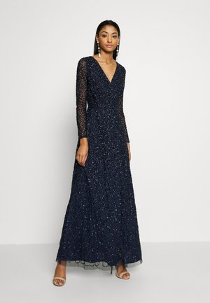 MYRA WRAP - Occasion wear - navy