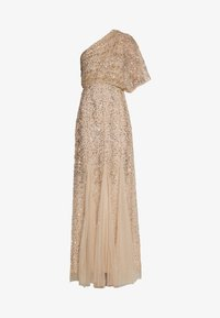 Lace & Beads - ROSE MAXI - Abito da sera - cream - 4
