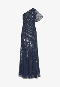 Lace & Beads - ROSE MAXI - Galajurk - navy - 4