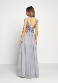 Lace & Beads - SKYLAR - Abito da sera - grey - 2