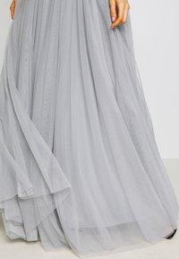 Lace & Beads - SKYLAR - Abito da sera - grey - 5