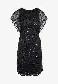 Lace & Beads - RAFEAELLA DRESS - Vestido de cóctel - black - 4