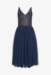 Lace & Beads - SYMPHONY - Koktejlové šaty/ šaty na párty - navy - 4