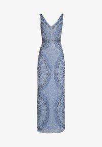 Lace & Beads - NAFISA - Iltapuku - dusty blue - 4