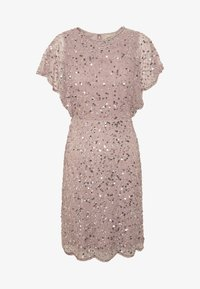 Lace & Beads - RAFAELLA DRESS - Cocktailkjole - mink - 3