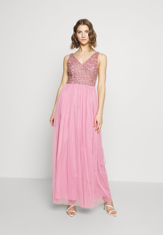 BELLAMY - Společenské šaty - pink