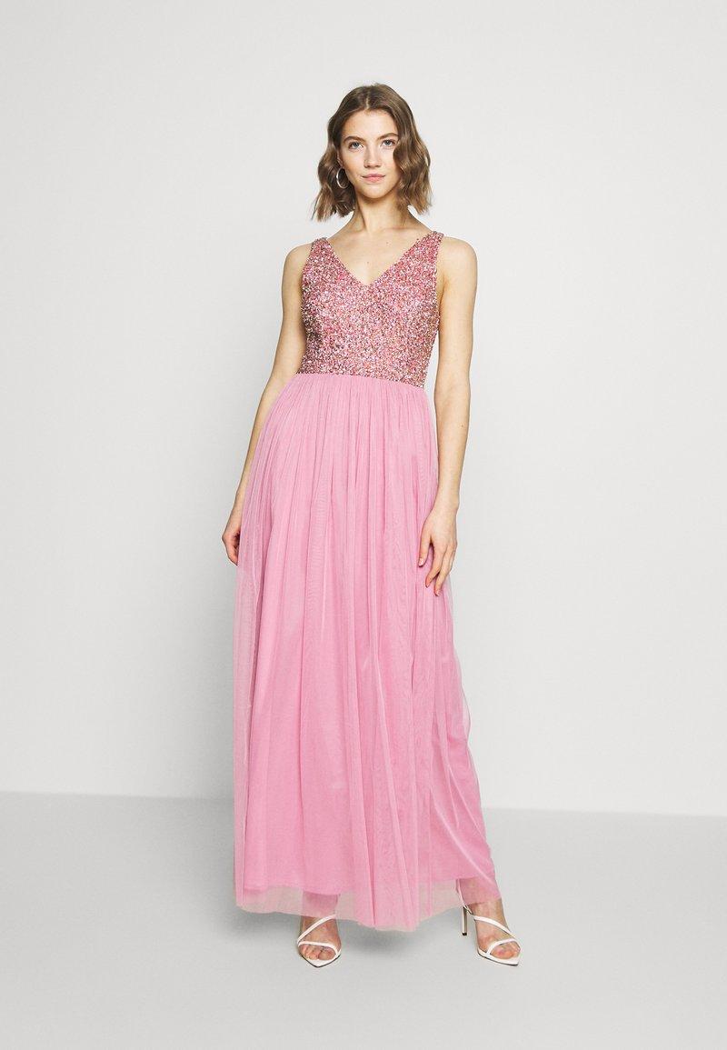 Lace & Beads - BELLAMY - Suknia balowa - pink