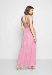 Lace & Beads - BELLAMY - Suknia balowa - pink - 2