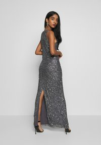 Lace & Beads - CARDIFF MAXI - Occasion wear - charcoal - 2