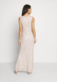 Lace & Beads - MOSCHINA  - Suknia balowa - nude - 3