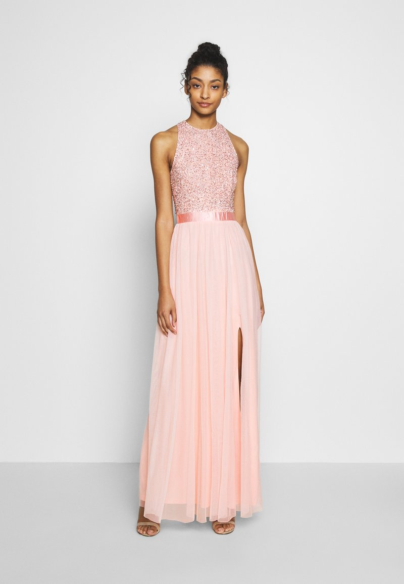 Lace & Beads - MARGOT  - Iltapuku - blush