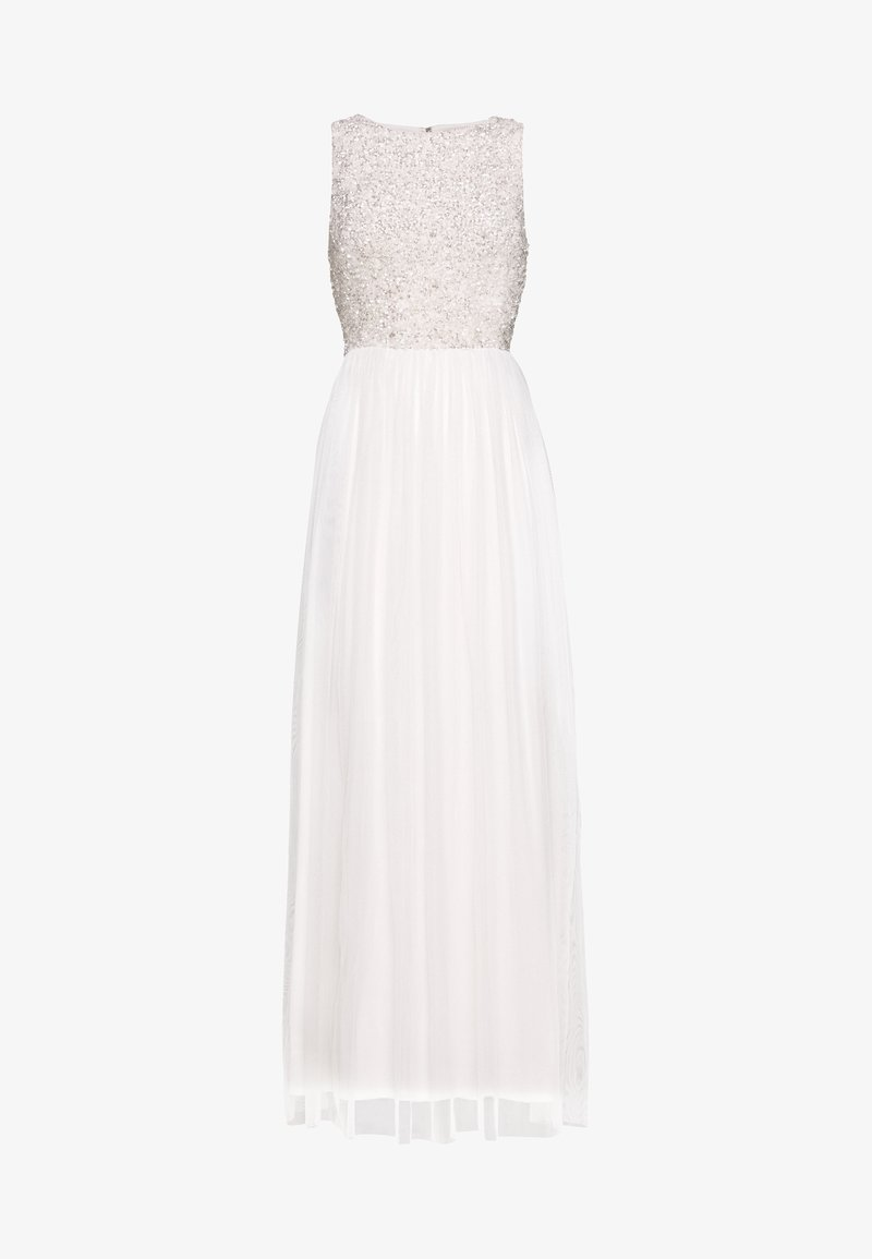 Lace & Beads - PICASSO MAXI - Occasion wear - white