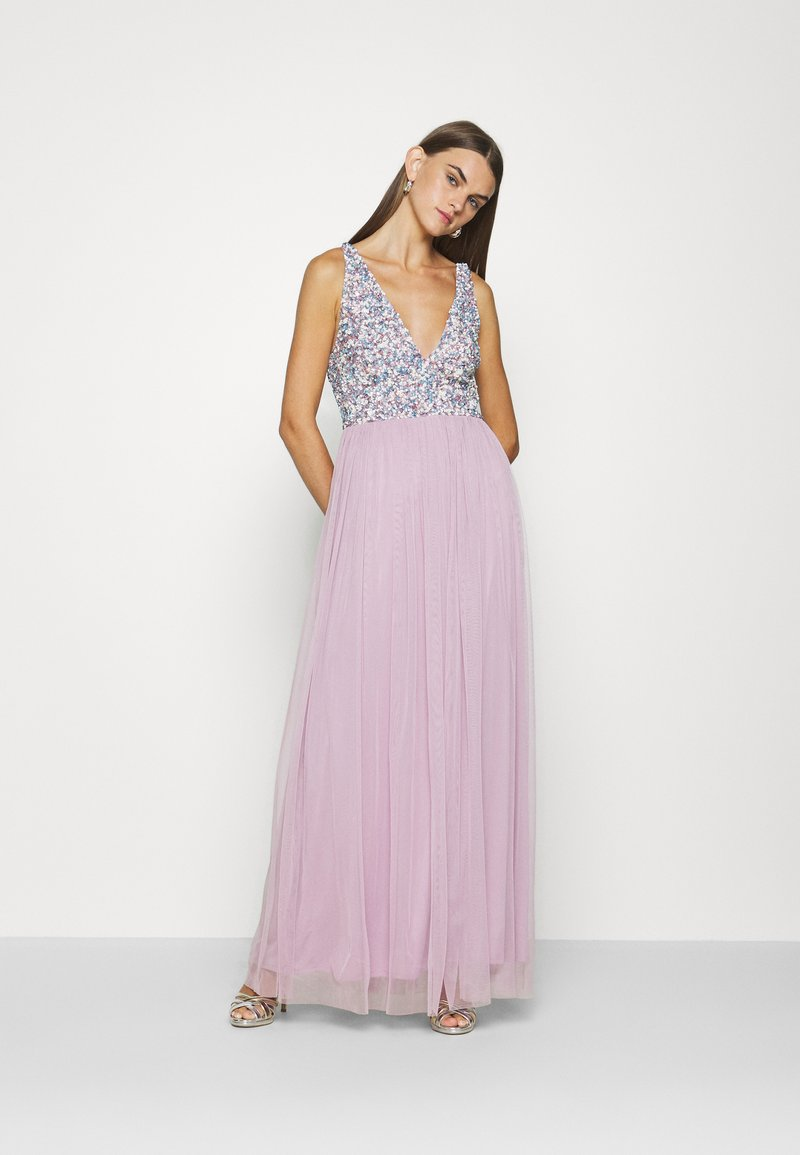 Lace & Beads - AYDEN - Occasion wear - lilac
