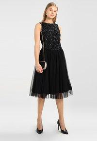 Lace & Beads - PICASSO - Débardeur - black - 2