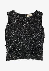 Lace & Beads - PICASSO - Débardeur - black - 6
